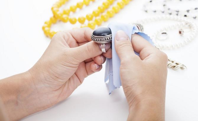 ¿Como cuidar tus joyas?