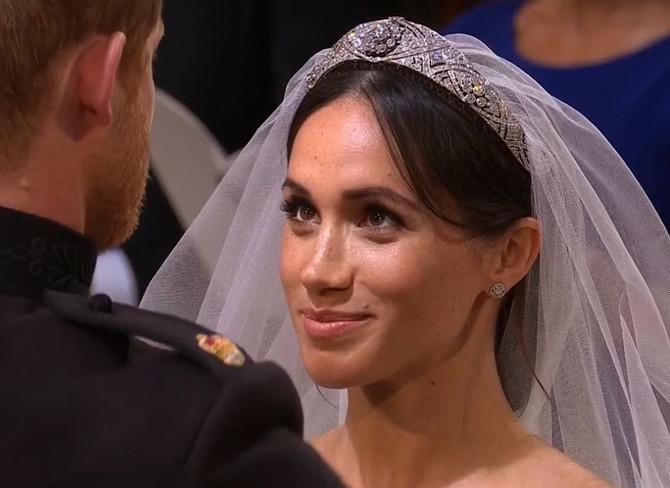 Todo sobre la tiara de la Duquesa de Sussex