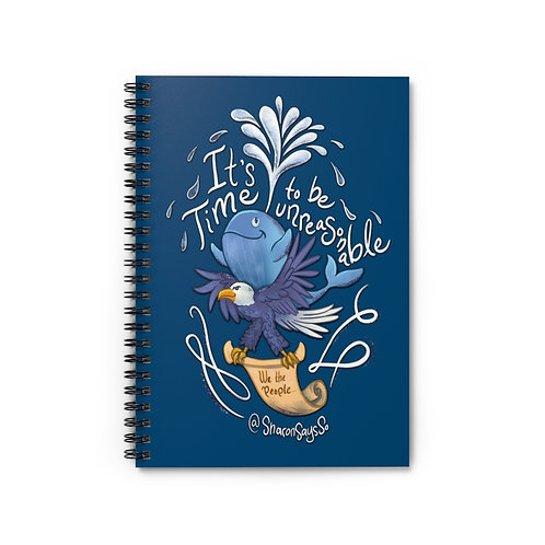 @SharonSaysSo - Spiral Notebook - Ruled Line