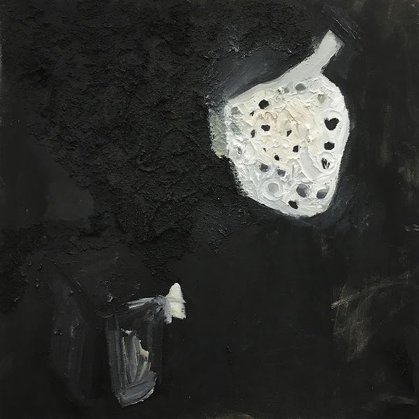 Oil,_Acrylic,_Sand_and_PVA_on_canvas,_22