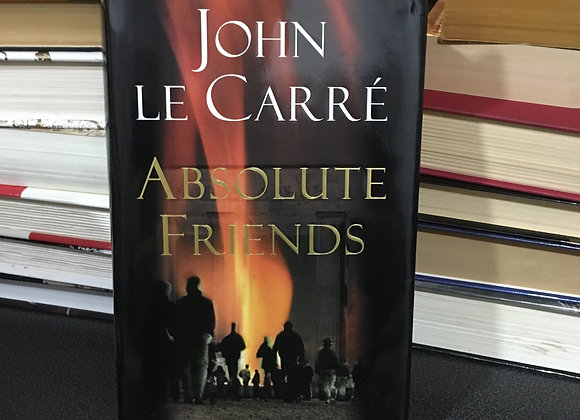John Le Carre / Absolute Friends