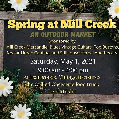 Spring At Mill Creek