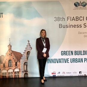 Chair of HGAR Global Business Council participates of Global Business Summit, Ghent, Belgium