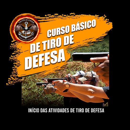 20/junho -Curso ESPECIAL de Tiro Defensivo/Pistola(LAGES / SC))