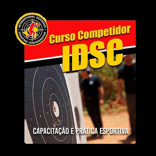 20/junho -Curso Atleta IDSC-Clube de Tiro The Bullets