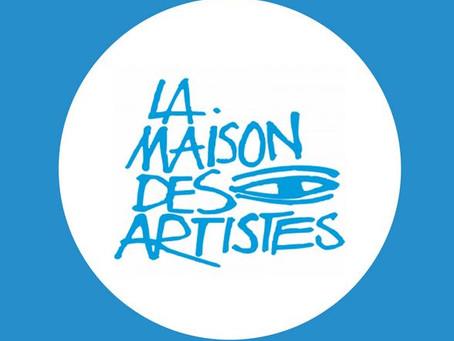 LA MAISON  DES  ARTISTES  /  CONSULTATION