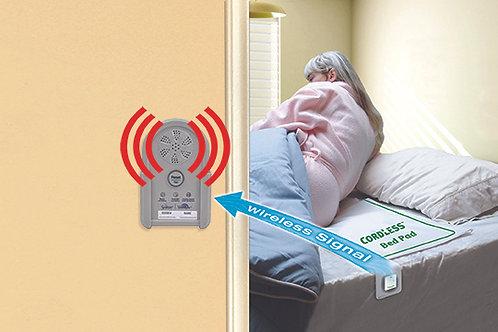 Almohadilla (pad) con sensor inalámbrico para la cama (Sistema de monitoreo de p