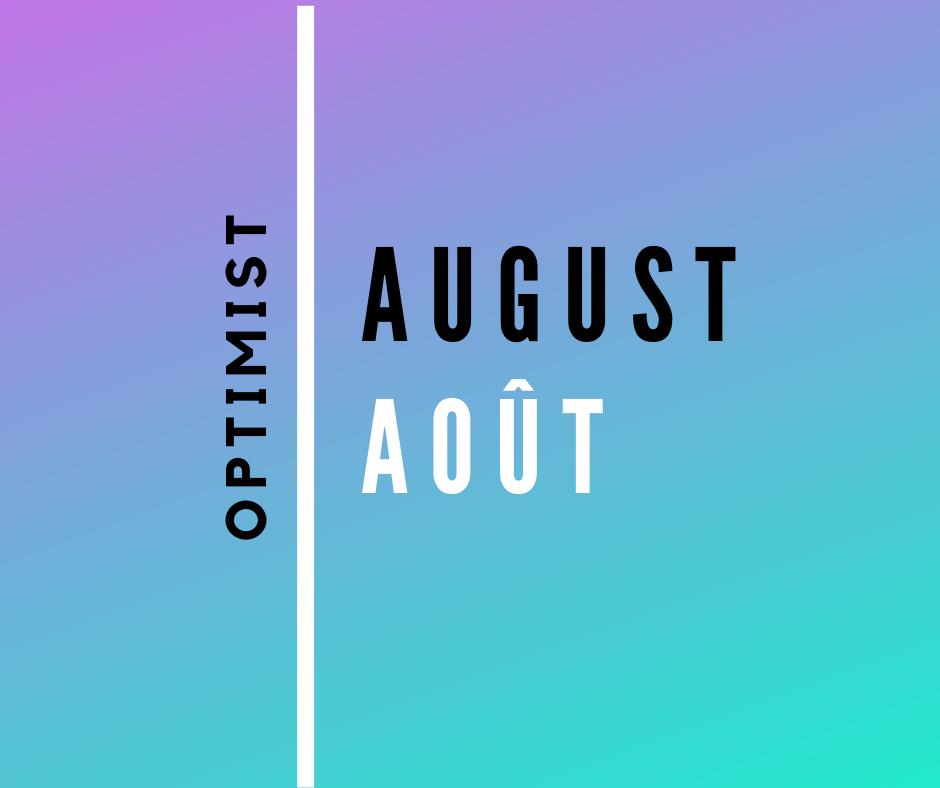 Optimist:  02/08 - 06/08   (2021)