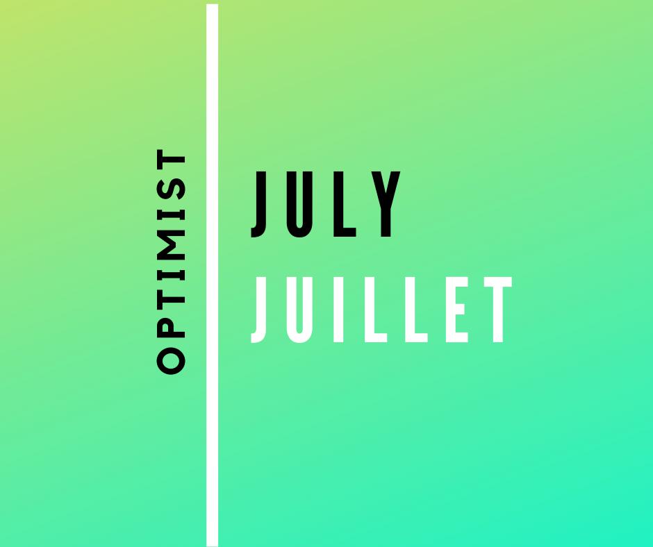 Optimist: 28/06 - 02/07  ( 2021)