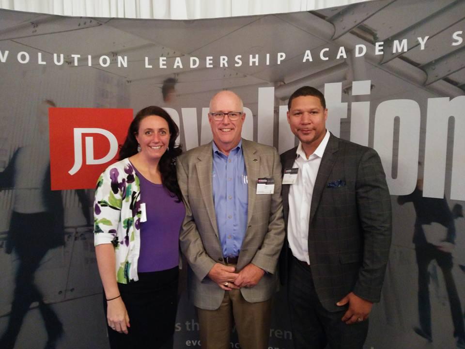 John Dame - Evolution Conference