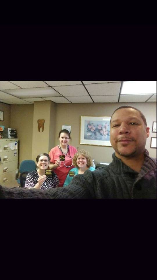 Dr. Karen Cable and Staff