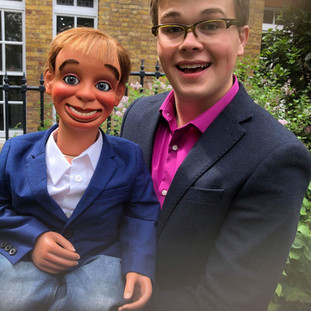 Max Fulham - UK Ventriloquist