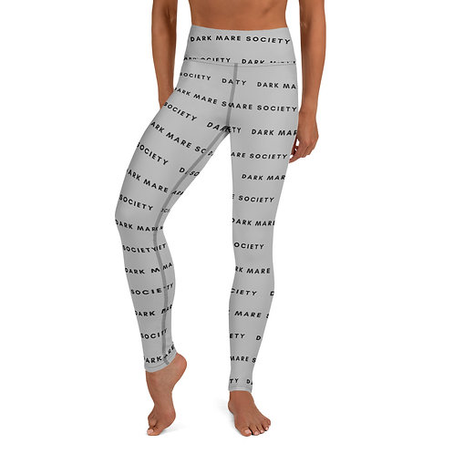 Patterned Yoga Leggings / Base Layer