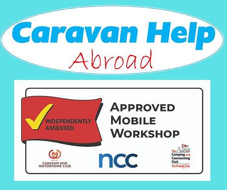 Caravan Servicing Repairs France