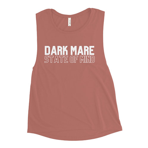 State Of Mind Ladies' Muscle Tank