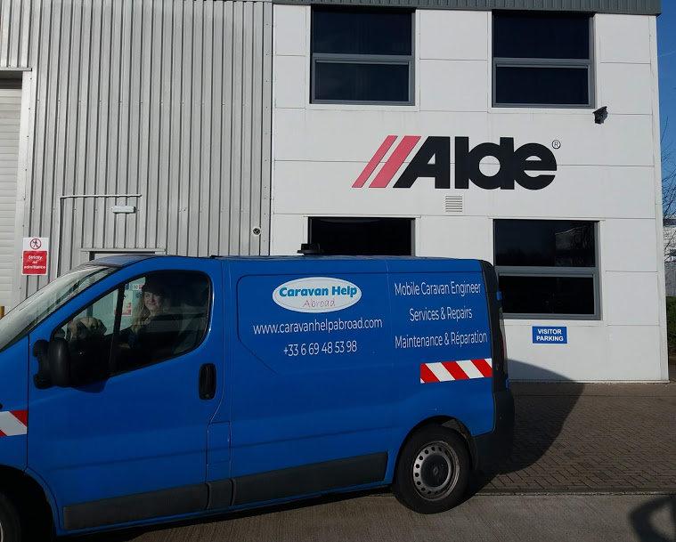 ALDE Heating System Fluid Change