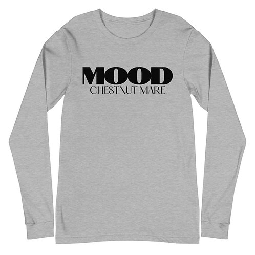 Mood Chestnut Mare Unisex Long Sleeve Tee