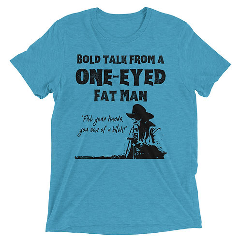 Bold Talk Unisex T Shirt