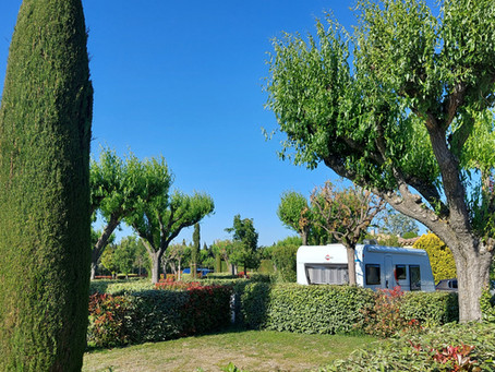 Spotlight On: Camping Monplaisir, St Rémy de Provence