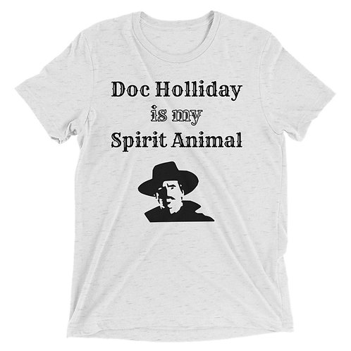 Doc Holliday Spirit Animal T