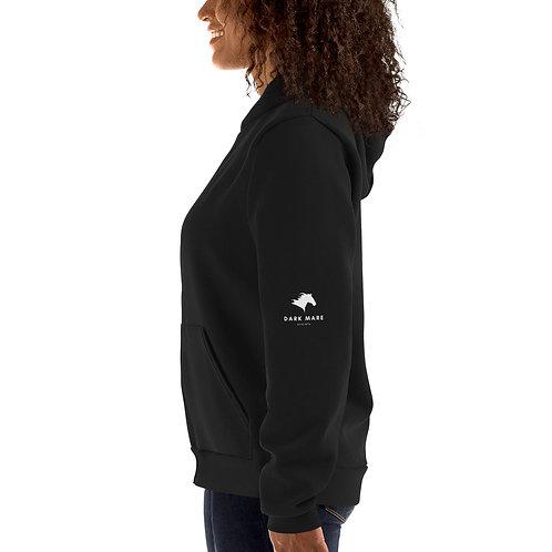 Logo Unisex Hoodie Zip Up