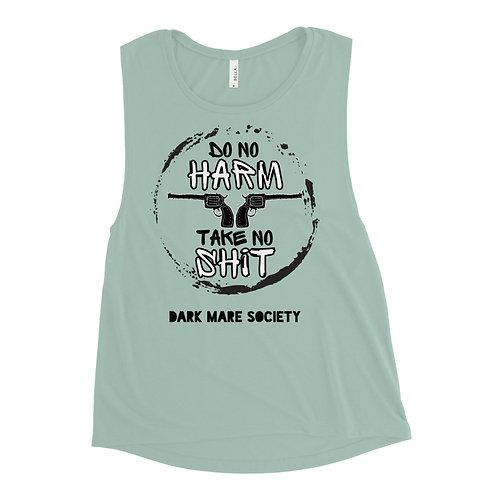 Do No Harm Ladies' Muscle Tank