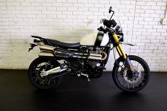Triumph 1200 Scrambler XE