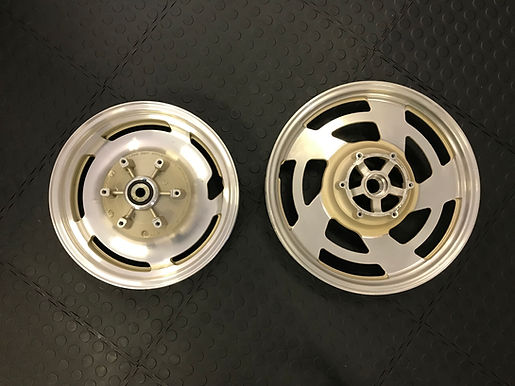 Yamaha V-max Wheel Set