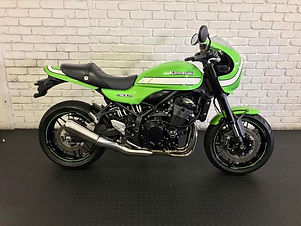 Another fantastic Kawasaki Z900 RS has come into our shop.   This bike is in fantastic condition and has been well maintained. It is completely stock and is ready to be taken for a ride. This is the perfect motorcycle to ride as it is or to use it as a base for a cafe racer build.   It is a 2018 model with only 12850 kilometres. The asking price is R155,000.
