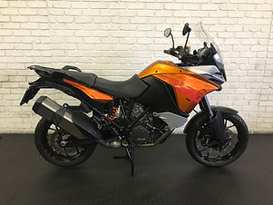 Amazing adventure motorcycle. The one and only motorcycle you need. Extras include: hand guards, spot lights,  and heated grips