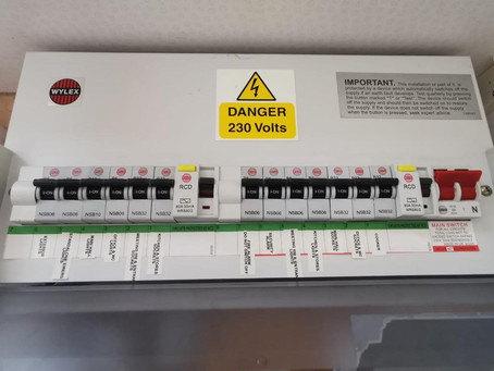 Commercial/Industrial Electrical Installation Condition Report (EICR)