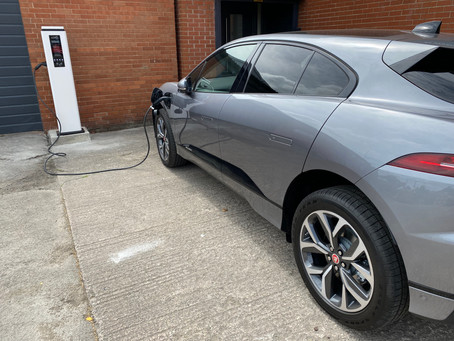 Electric Vehicle Charge point Installation - Is now the time to get on board?