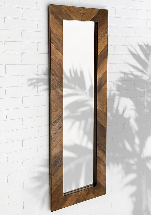 Studio Parquet Mirror - Tall