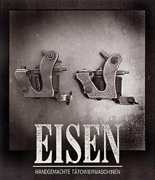 EISEN - handgemachte Tätowiermaschinen aus Berlin