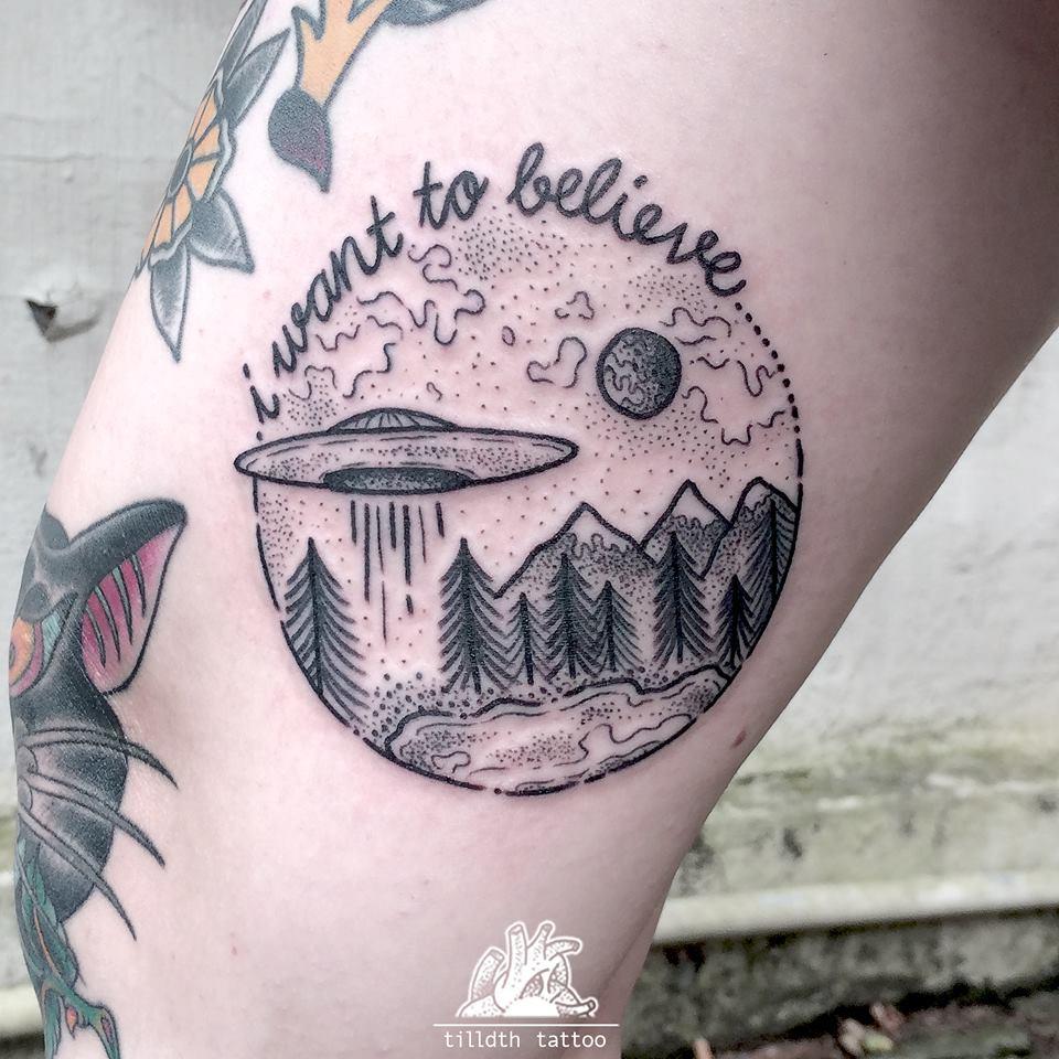 Sarah Herzdame Tilldth Tattoo