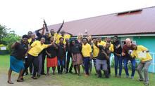 Talentontwikkeling in Uganda