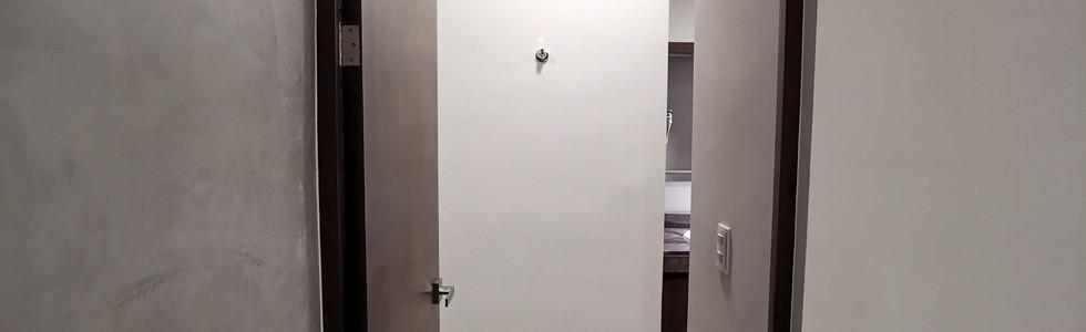 Entrada Closet Vestidor Recámara Principal