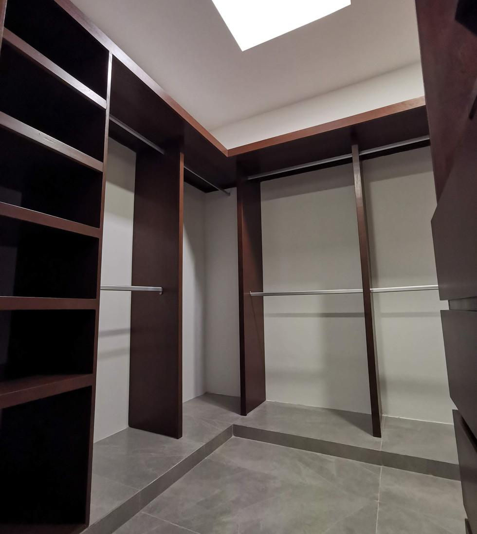 Closet Vestidor Recámara PA