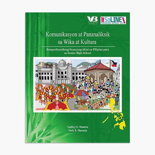 Komunikasyon at Pananaliksik sa Wika at Kultura