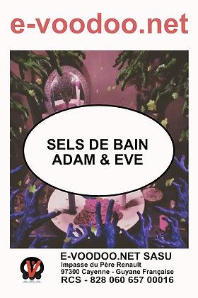 Sels de Bain Adam et Eve