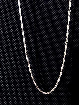 Chaine Erzulie Freda - Chaîne en argent 925 - 55 cm