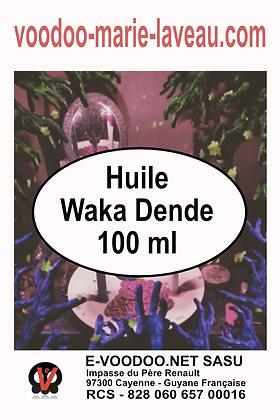 Huile Waka Dende