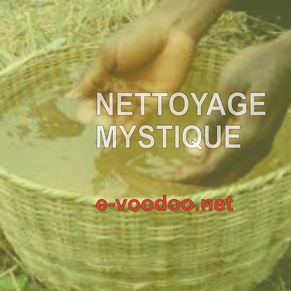 NETTOYAGE MYSTIQUE