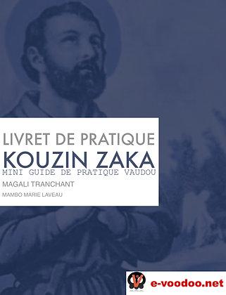 Livret de Pratique Vaudou Kouzin Zaka