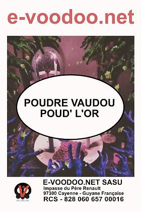 Poudre Vaudou Poud L'or