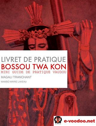 Livret de Pratique Vaudou Bossou