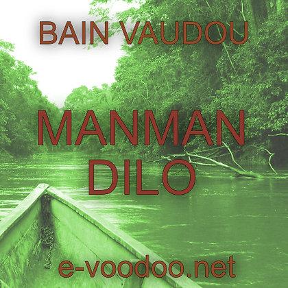 Bain Vaudou Manman Dilo sur mesure