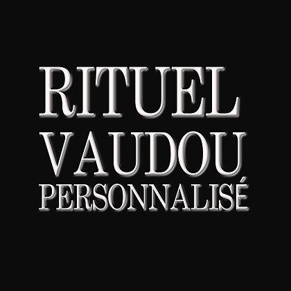RITUEL VAUDOU
