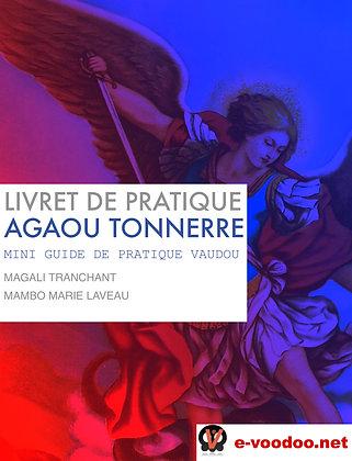 Livret de Pratique Vaudou Agaou Tonnerre
