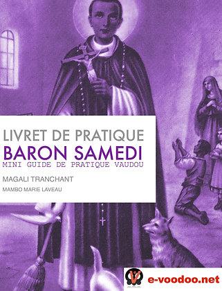 Livret de Pratique Vaudou Baron Samedi